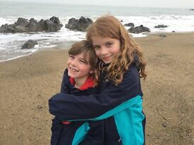 Live-in Aupair who can drive for a family in Bray Berkshire