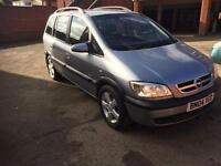 Hi for sale Opel zafira 1.6 petrol good condition