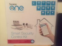 Swann smart security control kit