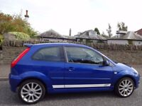 ⭐BARGAIN⭐ ST ALERT (2006) FORD FIESTA ST Performance Blue LOW MILEAGE/FSH/9 STAMPS/STANDARD+ORIGINAL