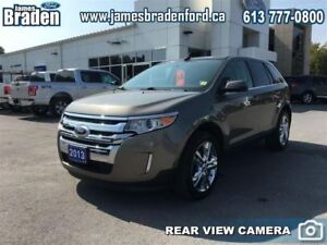 2013 Ford Edge Limited - Leather Seats -  Bluetooth -  Heated Se
