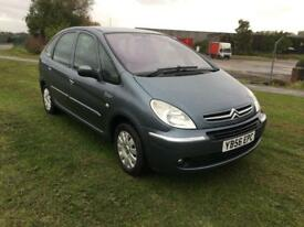56 REG CITROEN XSARA PICASSO 1.6i 16V VTX 5DR-12 MONTHS MOT-TOP SPEC-GREAT CAR DRIVES WELL