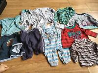 Boy Clothes Bundle age 6-9 Months