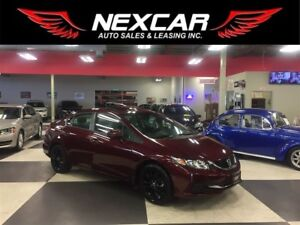 2014 Honda Civic EX AUT0 A/C SUNROOF BACKUP CAMERA BLUETOOTH 72K