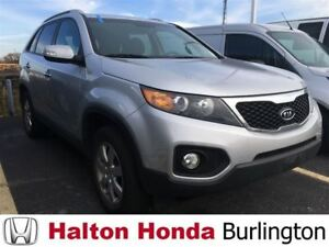 2011 Kia Sorento LX|ACCIDENT FREE|NEW WINDSHIELD