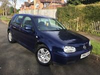 VW Golf 2.0 GTi 115 5dr Mk 4 - only 114k with FSH !