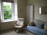 Great One Bedroom Central Edinburgh Flat