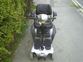 FREERIDER MINI RANGER lightweight mobility scooter, 18 stone user weight limit