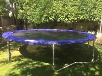 JumpKing 14 ft Trampoline