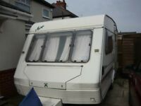 1993 Ace Diplomat 2Berth tourer,Ready to tow,Motor mover fitted.Selling due to ill health