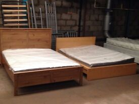 Double Beds & Mattresses