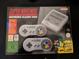 Super Nintendo SNES Mini Classic BRAND NEW BOXED