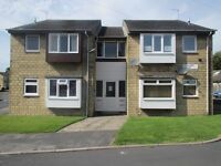 first floor studio apartment / flat in great location in Morley, with allocated parking