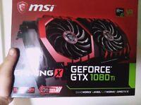 MSI gtx 1080ti gaming
