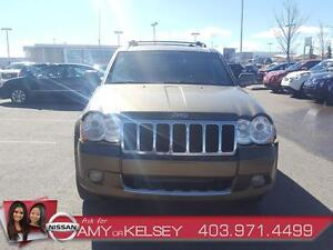 2008 Jeep Grand Cherokee Overland **4x4 DIESEL/FULLY LOADED**