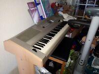 Yamaha DGX-500 Portable Grand Piano with bench