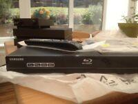Brand New (No Box) - Samsung BD-P1600 Blu-ray Disc Player - Black