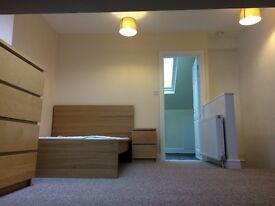 Attic Rm & Ensuite Nr City Centre *Includes Council Tax, Water, Virgin Fibre, TV license