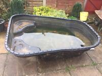 Preformed Pond Moulded Plastic Liner
