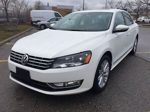 2012 Volkswagen Passat 2.0 TDI DSG Highline | bluetooth | push 2