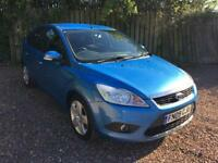 2009 Ford Focus 1.6 Style with MOT June 2019! One Owner From New! Immaculate Condition!