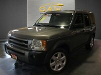 2008 Land Rover LR3 HSE NAVIGATION LEATHER DUAL ROOF 7PASS