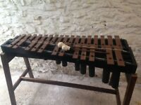 Wooden xylophone (29 metal keys)