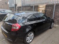 BMW 120D with M sports bumpers
