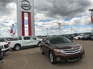 2015 Toyota Venza XLE V6 AWD Low KM well maintained