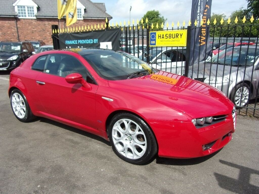 alfa romeo brera 2 2 jts sv 3dr red 2007 in halesowen west midlands gumtree. Black Bedroom Furniture Sets. Home Design Ideas