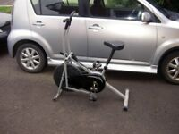 Body Sculpture Exercise bike. Buyer to collect