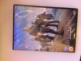 Star Wars Rogue One DVD New