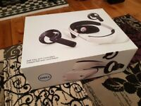 Dell Visor Mixed Reality Headset and Controllers