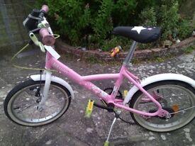 16 Princess-b'twin bicycle
