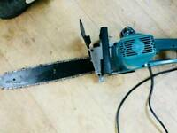Skatco electrical chainsaw