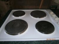 Indesit Electric Four Plate Hob