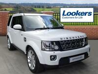 Land Rover Discovery SDV6 HSE (white) 2016-09-27