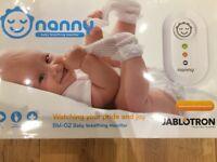 Nanny baby breathing monitor