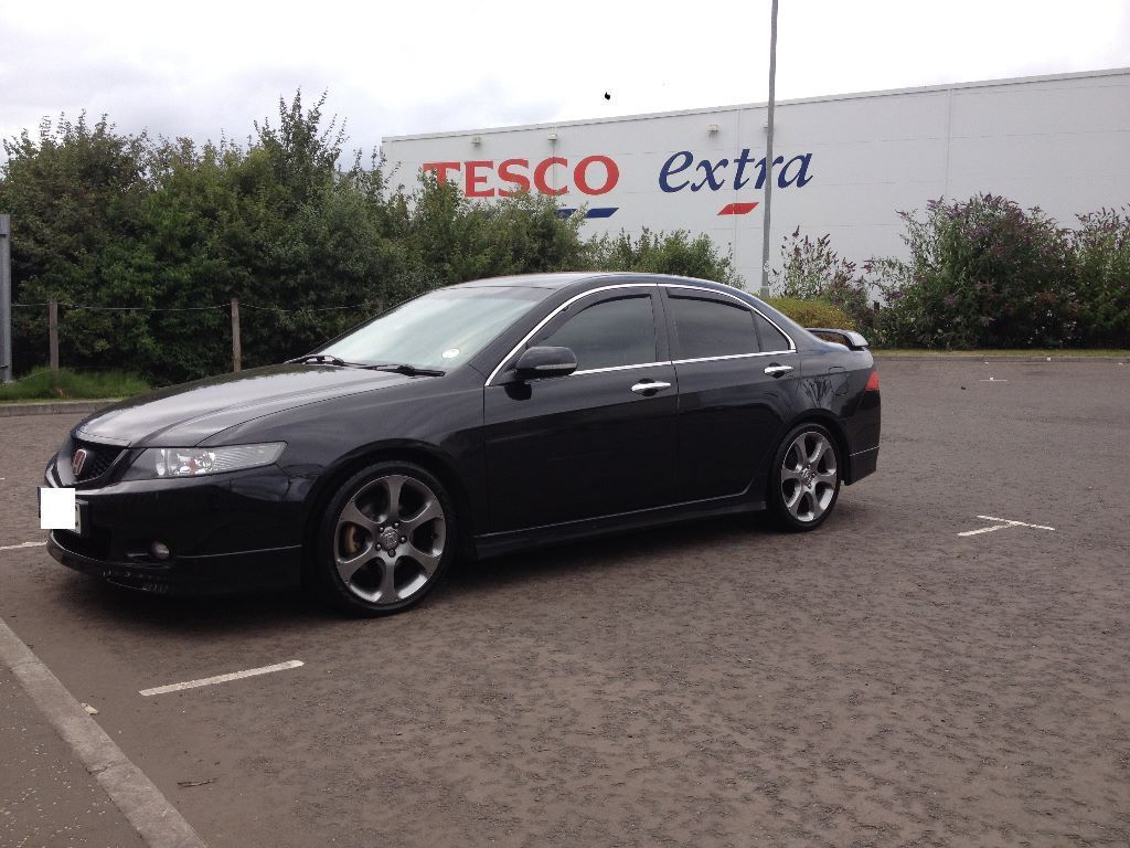 Honda Accord 2 4 Type S In Newcastle Tyne And Wear