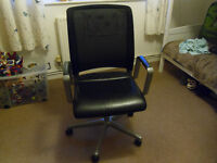 Solid office chair good condition