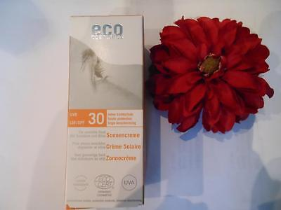 (14,67€/100ml) Eco Cosmetics Sonnencreme LSF 30 75ml