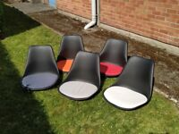 Beautiful Black Lips Seat - 5 differents cushions colour