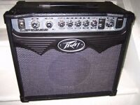 Peavey Vypyr guitar/bass Combo 15w modelling & fx