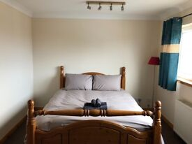Very spacious double room for rent Inverness