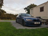 BMW 330d BREAKING all parts available