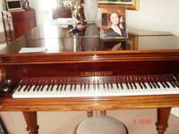 1911 Bechstein Grand Piano