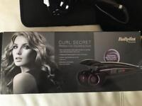 BABYLISS CURL SECRET with all accessories