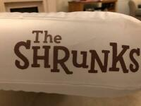 Shrunks Indoor Tuckaire Toddler Travel Bed