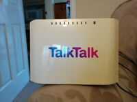 TalkTalk Wireless Broadband Router