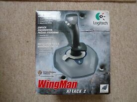 Joystick - Logitech Wingman Attack 2